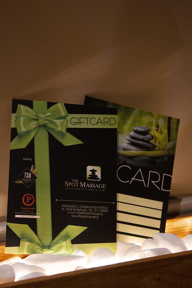 Gift Card...