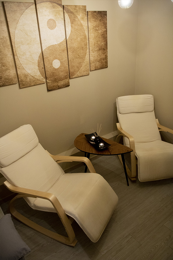 Relax Room...
